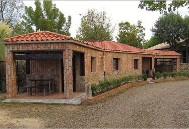 Bungalows Las Cañadas - Baños De Montemayor, Cáceres