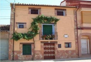 Casa Rural Abuelo Luis - Baguena, Teruel