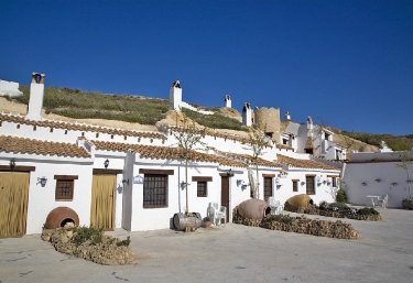 Cuevas La Atalaya. 2 personas - Huescar, Granada