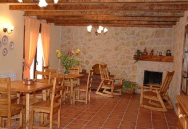 Casas rurales con chimenea en brihuega - Chimeneas en guadalajara ...