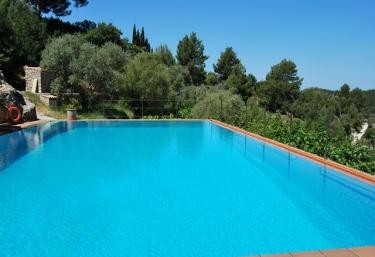 Ermitas Agroturismo S´Olivar - Estellencs, Mallorca