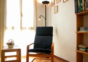 Detalle de la sala de estar
