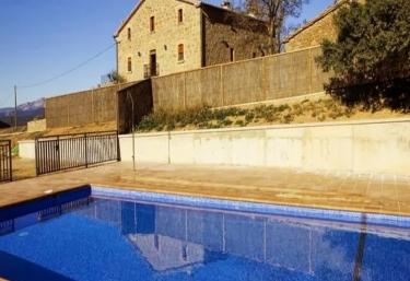 Casa Serra de Dalt - Lladurs, Lleida