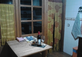 Cocina y sus detalles