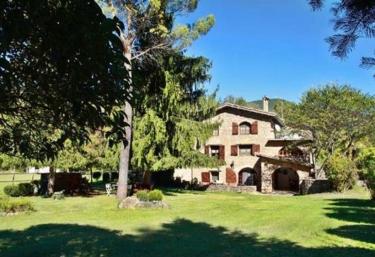 Casa rural Can Torrotes - La Vall De Bianya, Girona