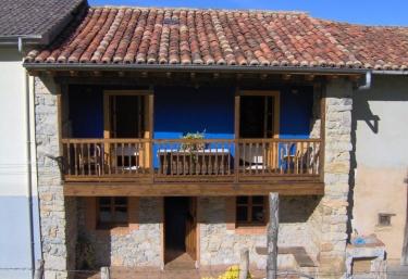 Casa de aldea La Llera - Fuentesanta, Asturias