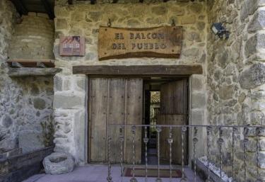 El Balcón del Pueblo - La Hoya, Salamanca