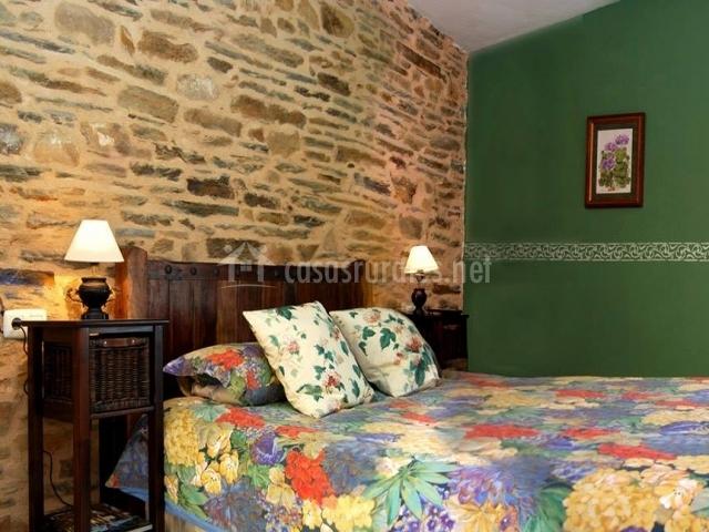 Un dormitorio ideal para descansar