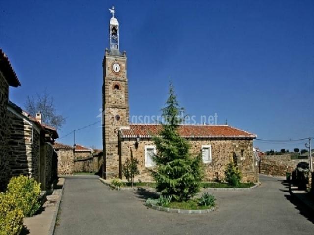 Iglesia del precioso pueblo