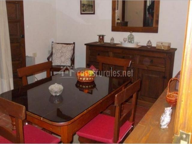 Casa tamaide en san miguel de abona tenerife for Sillas comedor acolchadas