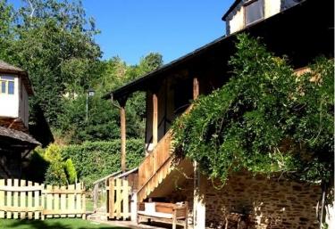 Casas rurales con piscina en ozuela - Casas rurales en asturias con piscina ...