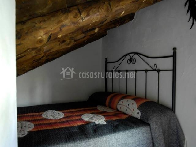 Dormitorio de la buhardilla