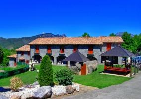 Casas Ordesa- Casa Encina