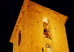 Campanario de Aliaguilla