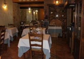 Restaurante de la casa