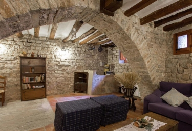 Cal Raich - Montfalco Murallat, Lleida