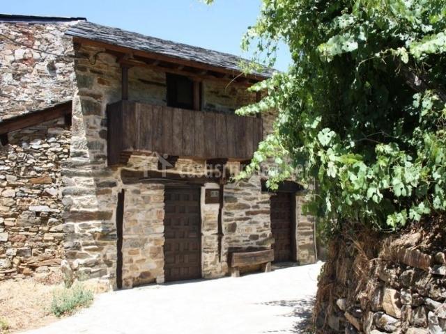 Los cu rragos casas rurales en santa cruz de los cuerragos zamora - Casas rurales en santa cruz de la palma ...