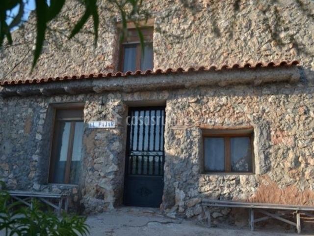 El pajar en alcala del jucar albacete - Casa rural el pajar ...