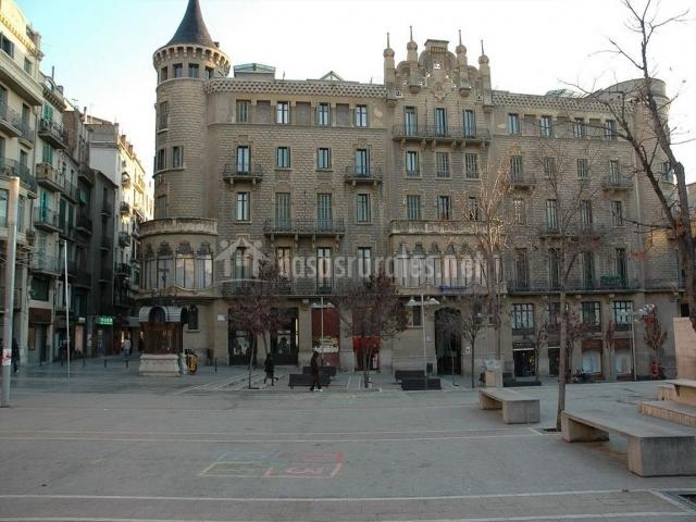 Casa Torrens Manresa
