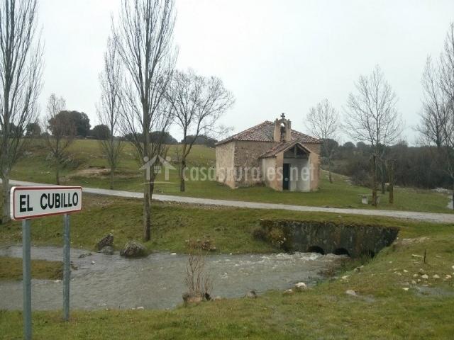 Casa rural la fuente casas rurales en cubillo segovia for Casa rural 5 habitaciones