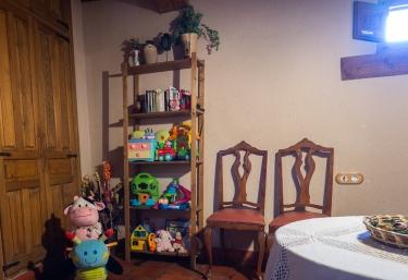 Sala de juegos de mesa