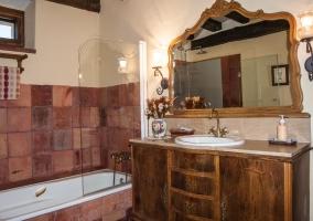 Cuarto de baño planta baja