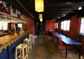 Bar comedor del edificio
