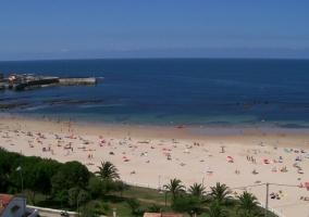 La Playa de Comillas