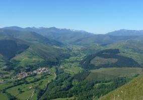 Sierra Escudo de Cabuerniga