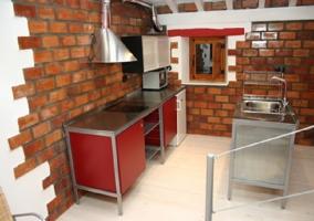 Cocina de Store