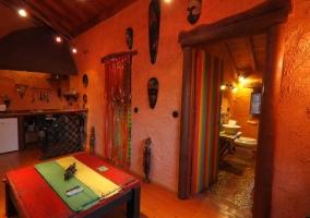 Cocina y baño Zulu
