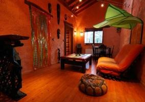 Salón apartamento Zulu