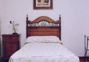 Dormitorio de matrimonio