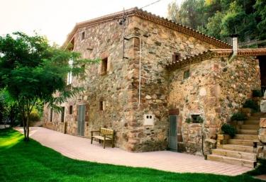 Masía Rural Can Grau de Vallcàrquera - Figaro, Barcelona