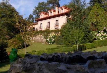 Hotel rural La Bahúa - Cuerres (Ribadesella), Asturias