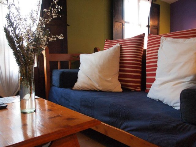 2 Salon apartamento 4 plazas camas individuales