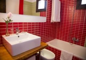 Apartamento 2 pax baño