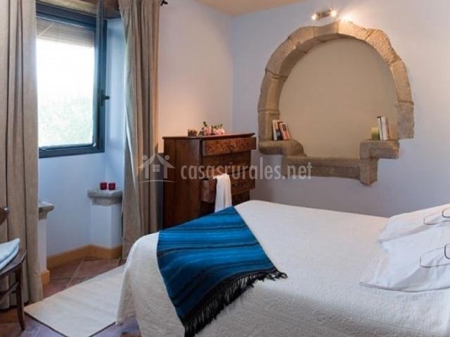 Dormitorio de El Montgri