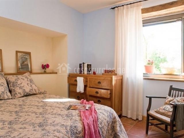 Dormitorio de Perpinyana