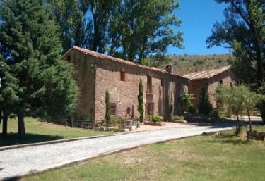 El molino - Miedes De Atienza, Guadalajara
