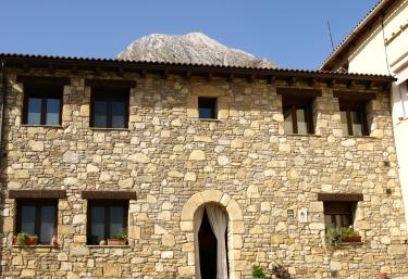 Casa Castel - Serrate, Huesca