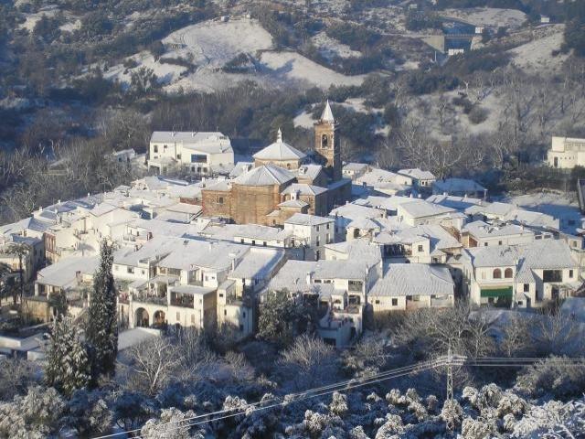 Galaroza nevada