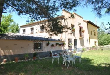 Casa Juanantonio - Morillo De Liena, Huesca