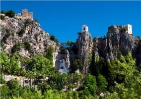 Zona natural de Alhama de Murcia