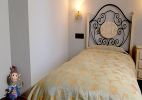 El Patio dormitorio