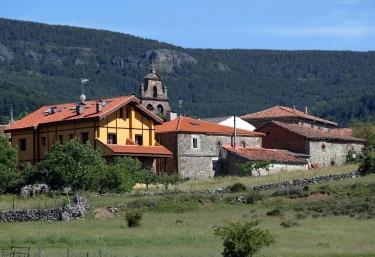 Casa rural de Cabrera - Urrez, Burgos