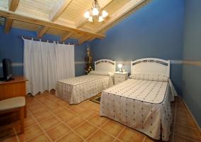 Habitación doble matrimonial