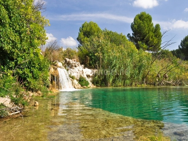 Casas rurales lagunas de ruidera en ossa de montiel albacete for Lagunas de jardin
