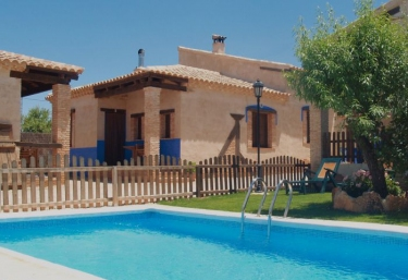 Casas Rurales Lagunas de Ruidera - Ossa De Montiel, Albacete