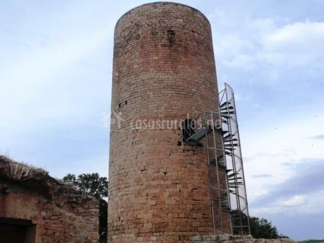 torre de la Manresana